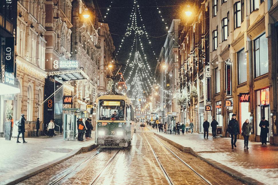 Resultado de imagen para helsinki calles