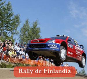 Viajes al Rally de Finlandia