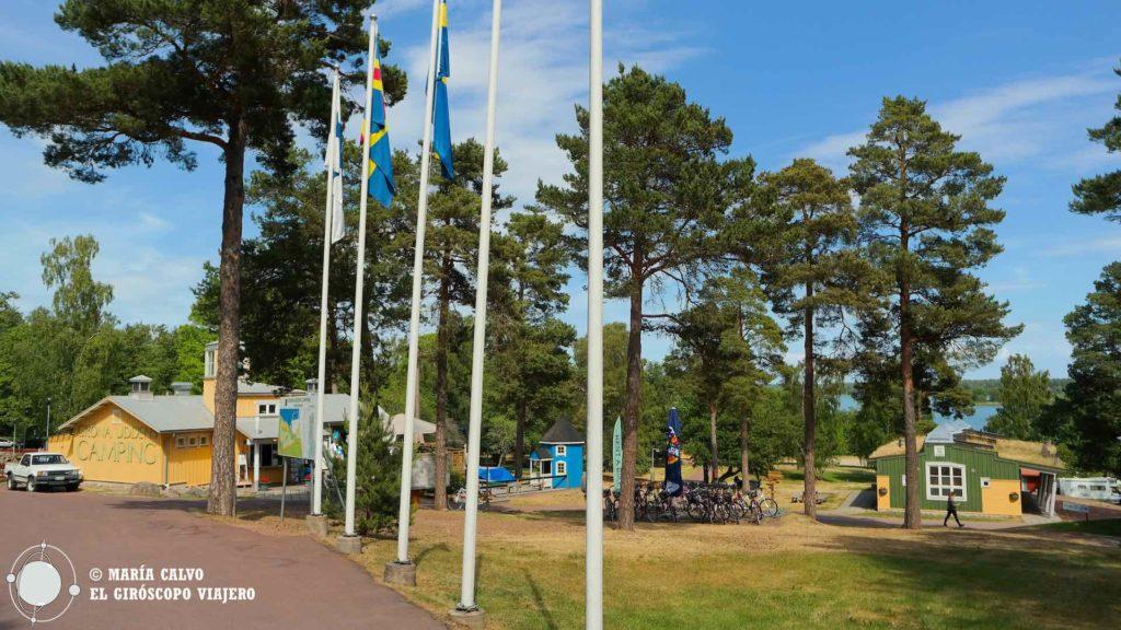 adffc5dea46 Campings en Finlandia - Guía de Turismo de Finlandia