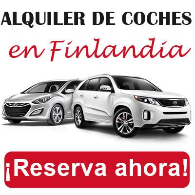 Alquiler de coche en Finlandia