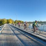 Ruta cicloturista costera por el archipiélago del sur de Finlandia: Salo-Hanko-Ekenäs